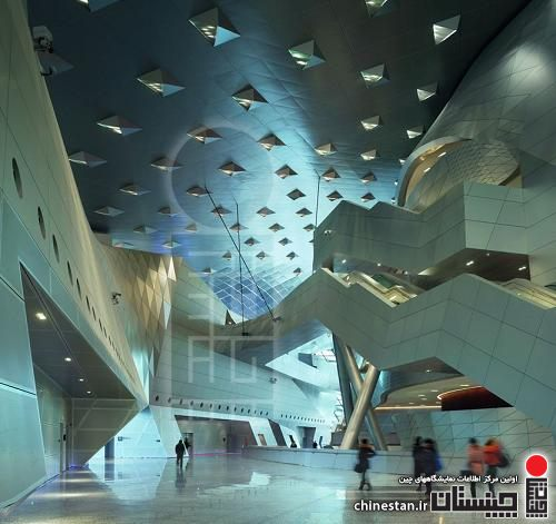 Dalian International Convention Center4