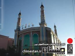 Qinghai Mosque in Urumqi1