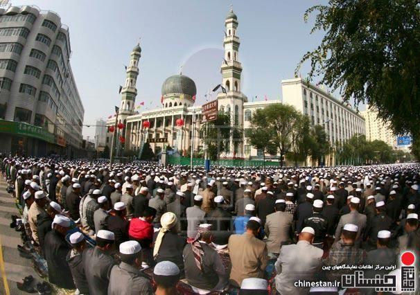 mosque-of-xining-dongguan-china
