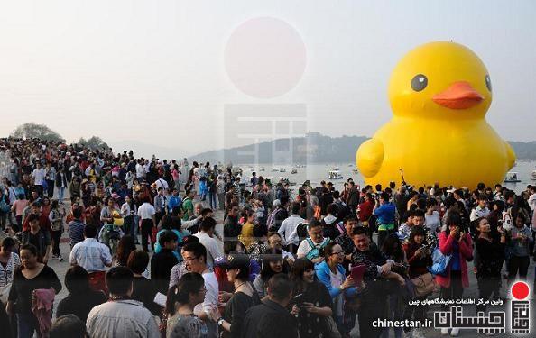 Big Yellow Duck Beijing