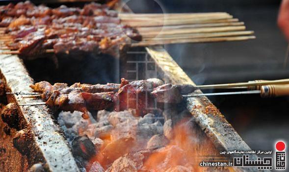 Moslim Food in Xi'an