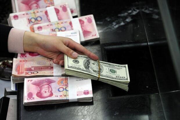 yuan-dollar