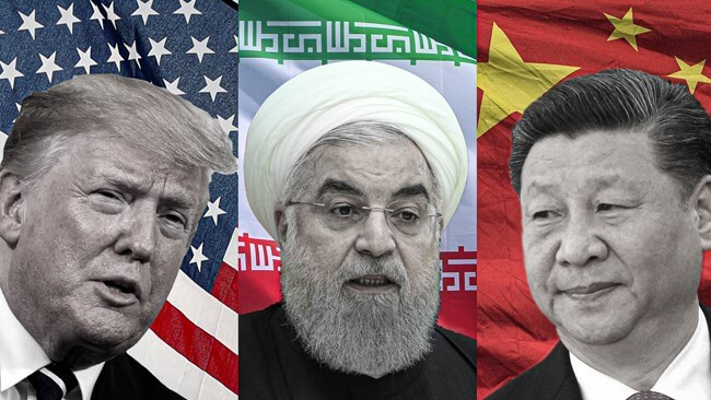 تنشهای میان ایران و آمریکا