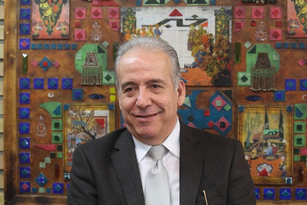حریری عضور اتاق بازرگانی ایران و چین